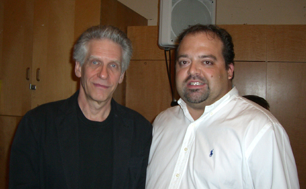 David Cronenberg & Derek Herd