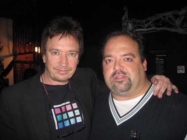 Alan Wilder (Depeche Mode - Recoil) & Derek Herd
