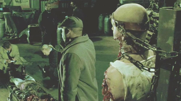 """""""Saw VII"""" aka """"Saw 3-D"""" (c) 2010 Twisted Pictures"""